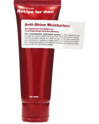 Recipe for Men Anti-Shine Moisturizer 75 ml