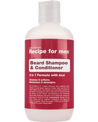 Recipe for Men Beard Shampoo & Conditioner 250 ml