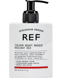 Colour Boost Masque Radiant Red 200ml
