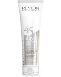 45 Days Color Care Conditioner+Shampoo 275ml