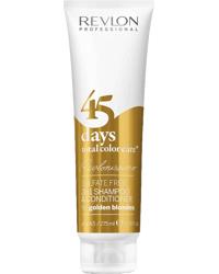 45 Days Color Care Golden Blondes, 275ml