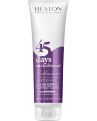 45 Days Color Care Ice Blondes, 275ml