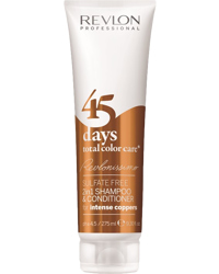 45 Days Color Care Intense Coppers 275ml
