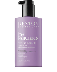 Be Fabulous Curly Conditioner 750ml