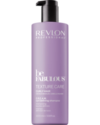 Be Fabulous Curly Shampoo 1000ml