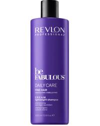 Be Fabulous Fine Cream Shampoo 1000ml