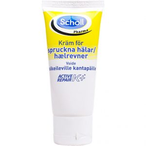 Active Repair Foot Cream, 60 ml Scholl Jalkojenhoito