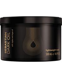 Dark Oil Lightweight Hair Mask, 500ml