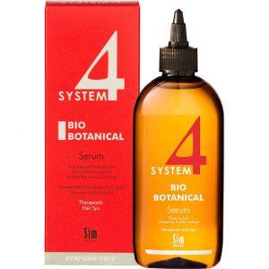 SIM Sensitive System 4 Bio Botanical Serum, 200 ml SIM Sensitive Tehohoidot