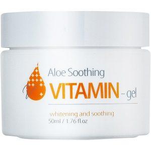 Aloe Soothing Vitamin Gel, 50 ml The Skin House Kasvovoiteet