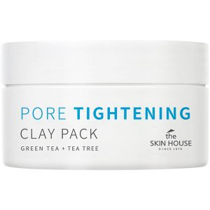 Perfect Pore Tightening Clay Pack, 100 ml The Skin House Kasvonaamiot