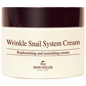 Wrinkle Snail System Cream, 50 ml The Skin House K-Beauty