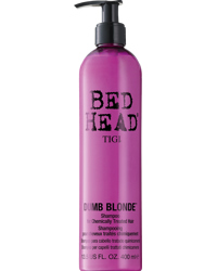 Bed Head Dumb Blonde Shampoo 400ml