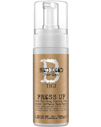 Bed Head for Men Press Up Thickening Foam, 125ml