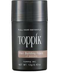 Hair Building Fibers Light Brown, 12gr