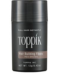 Hair Building Fibers Medium Brown 12gr