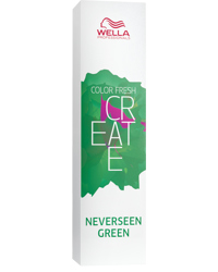 Color Fresh Create 60ml, NeverSeen Green