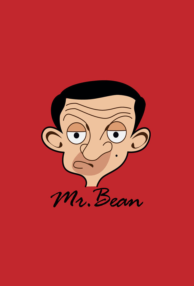 Den tecknade Mr Bean