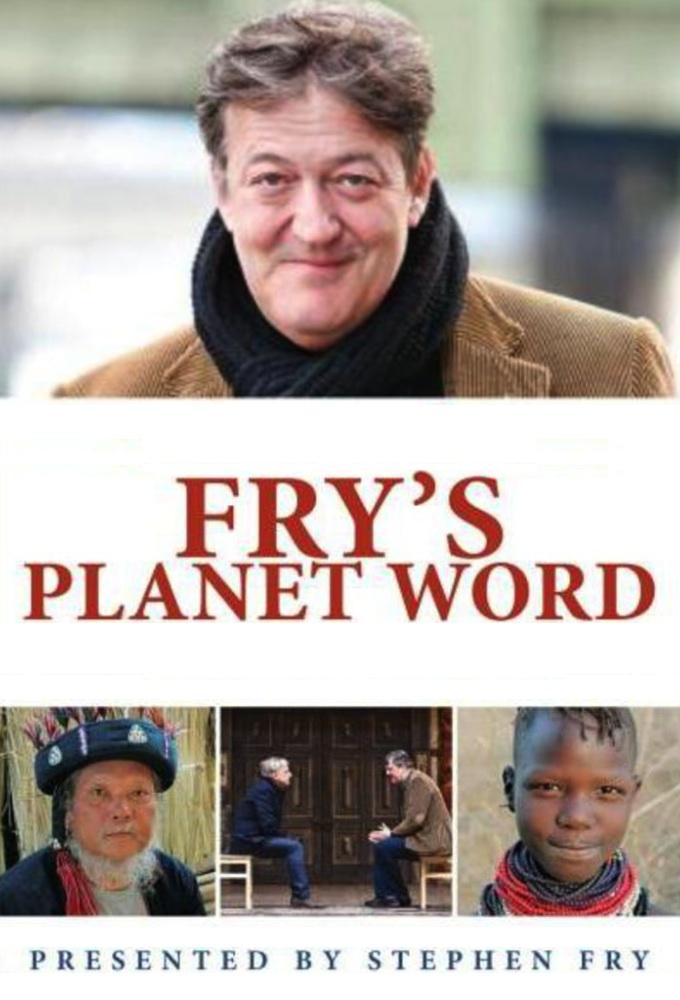 Stephen Frys stora språkresa