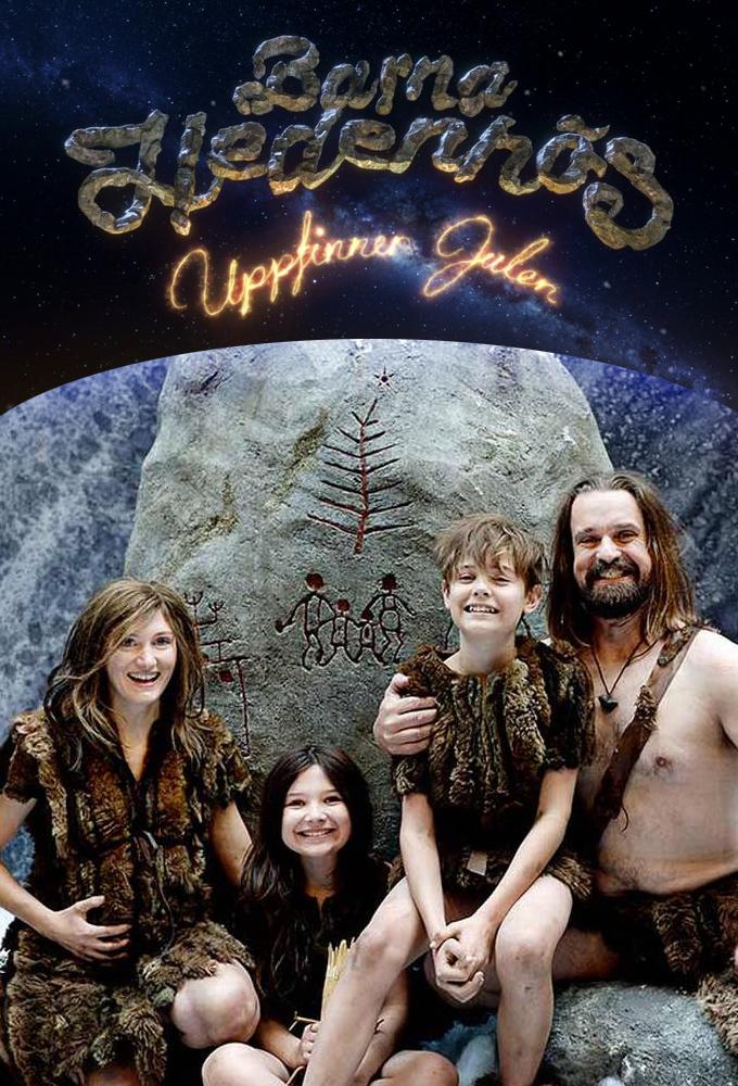 Barna Hedenhös uppfinner julen
