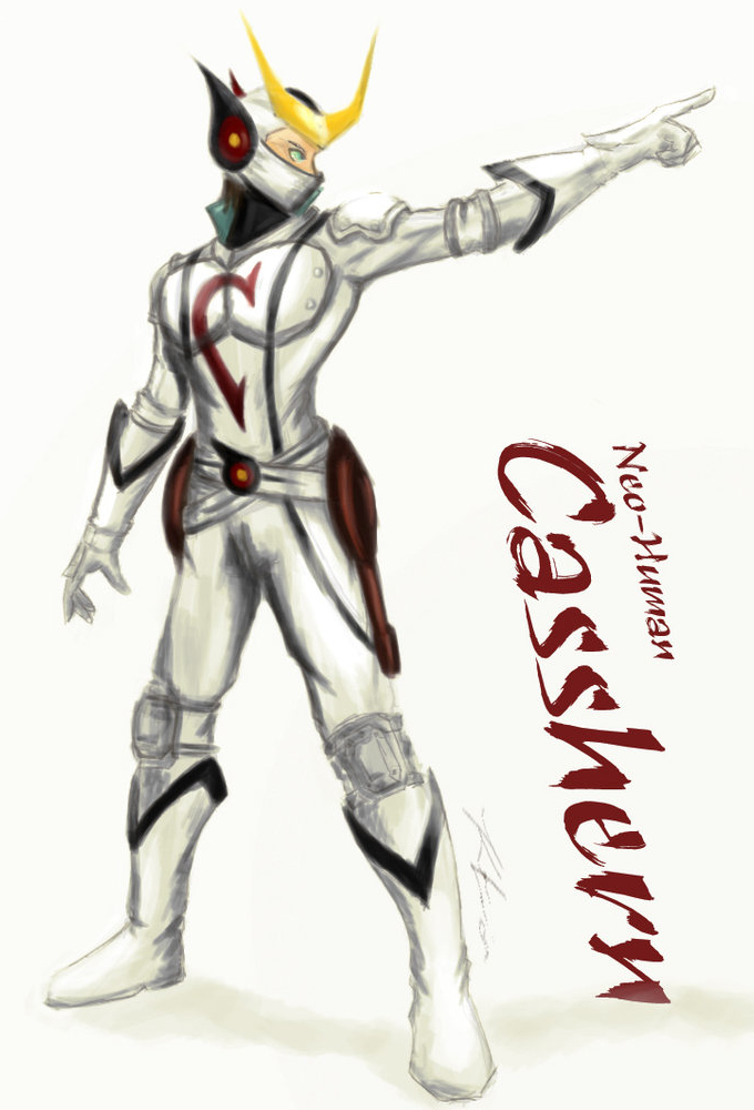 Neo-Human Casshern