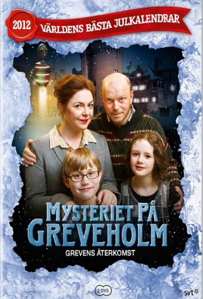 Mysteriet på Greveholm - Grevens återkomst