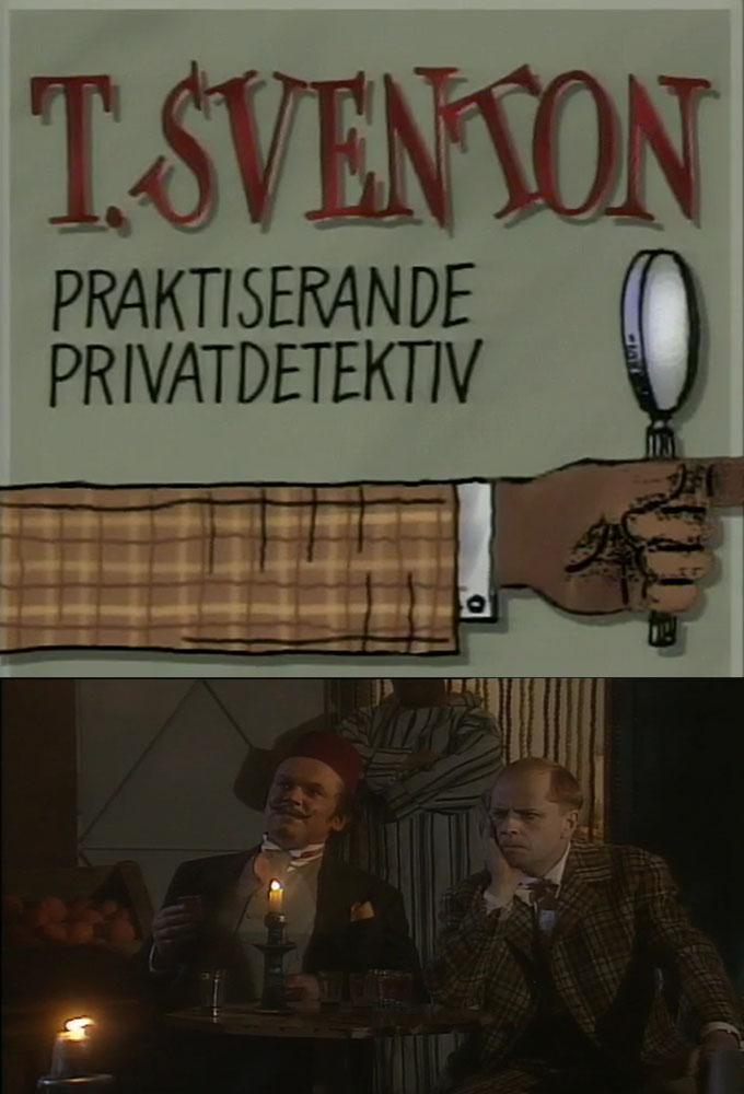 T. Sventon praktiserande privatdetektiv