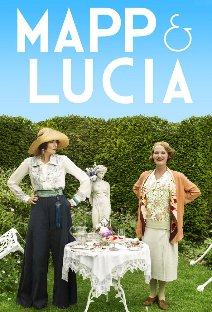 Mapp och Lucia