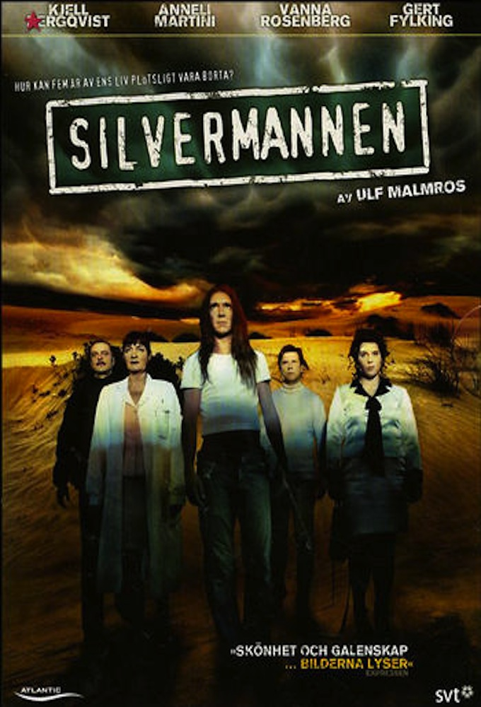 Silvermannen