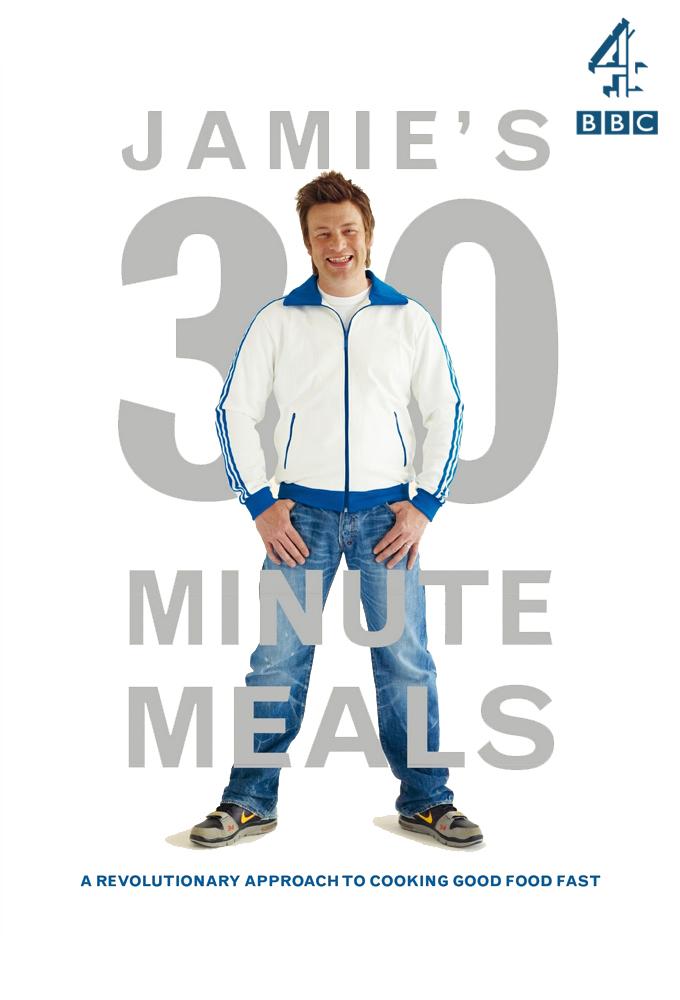 Jamie Oliver Middag På 30 Minuter