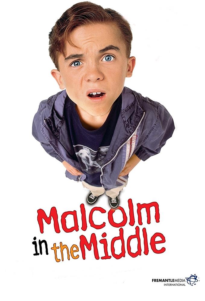 Malcolm - ett geni i familjen