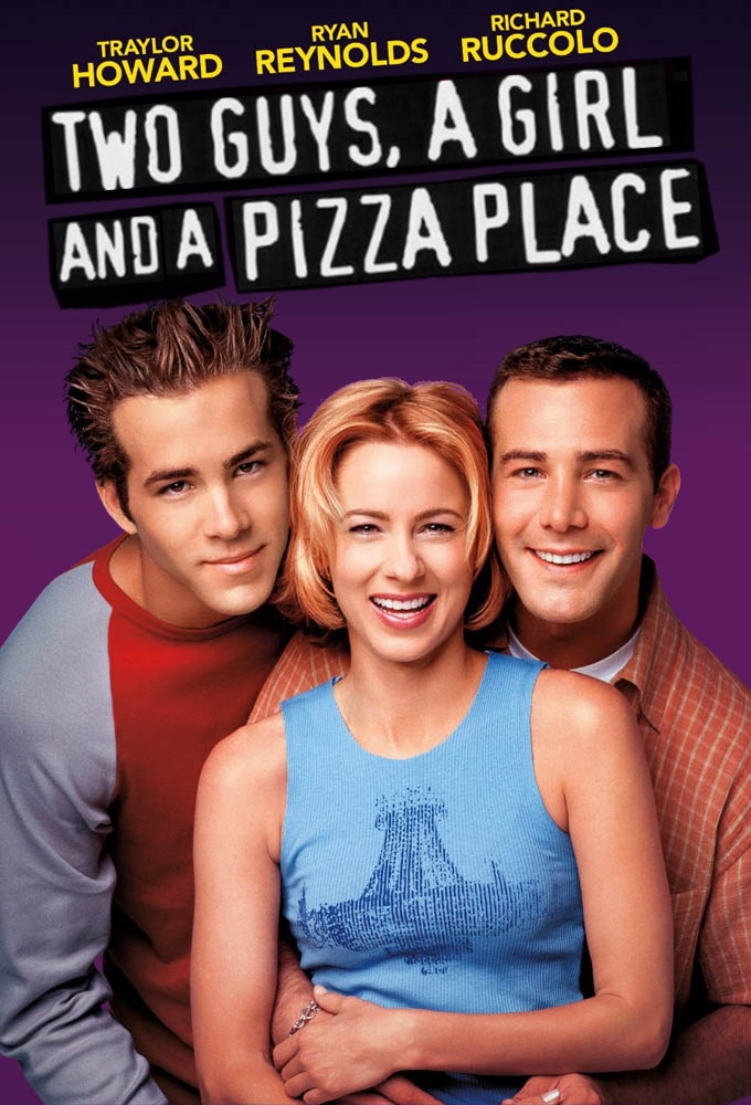 Tre vänner och en pizzeria