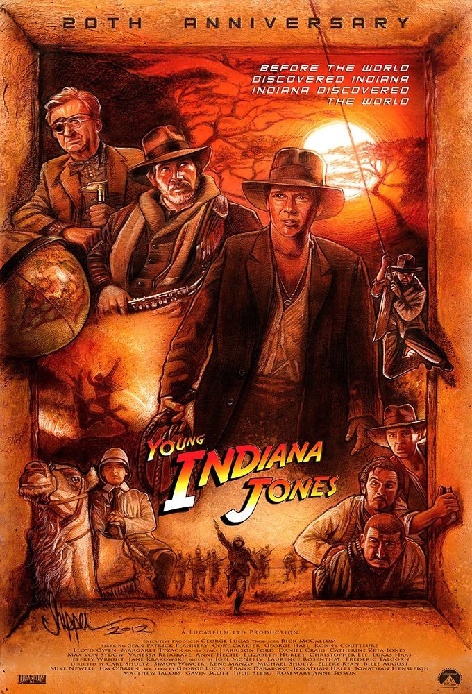 Indiana Jones äventyr