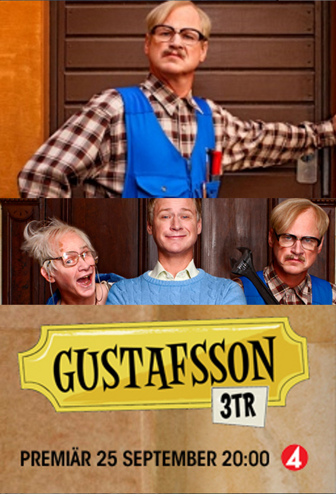 Gustafsson 3 tr