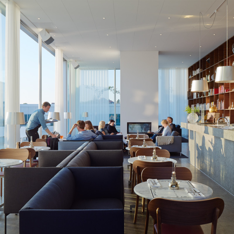Växjöhotell med i White Guide Hotel+Bar 2019