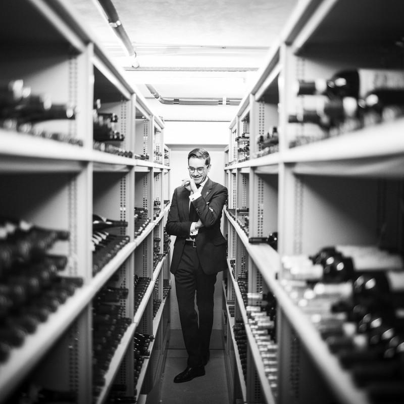 PM & Vänner i Växjö - den första och enda restaurangen i Sverige att belönas med Grand Award av Wine Spectator