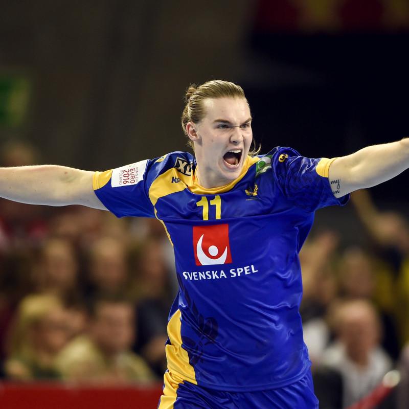 Handbollstruppen uttagen till VM-playoff i Växjö