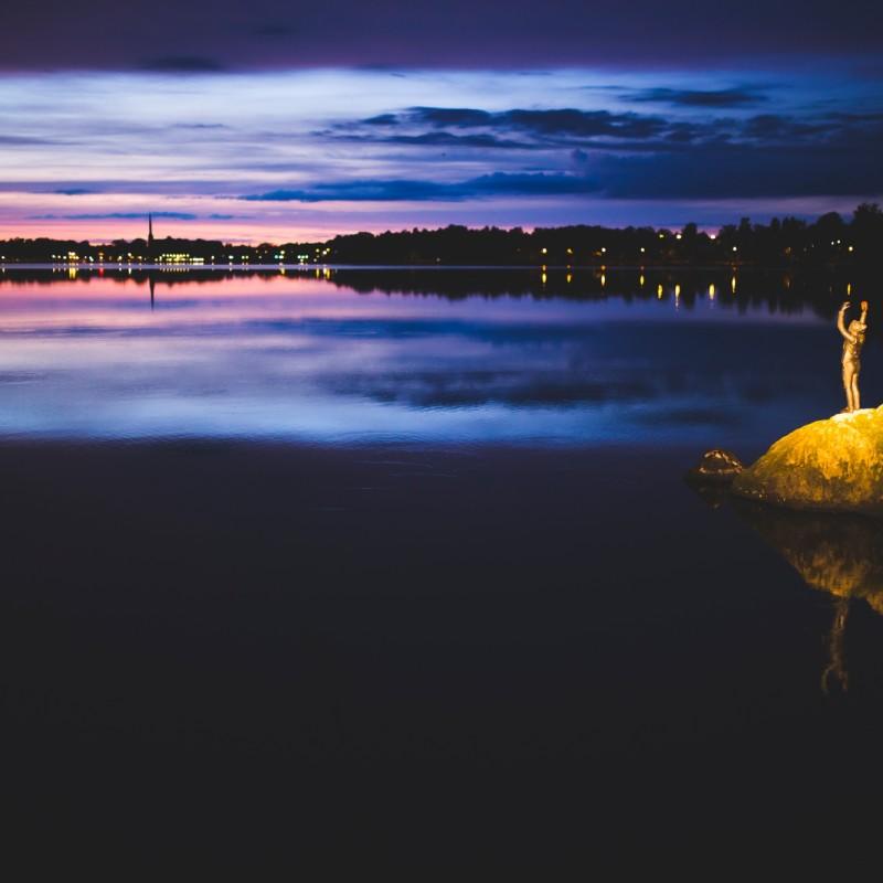 Växjö topp 10 bland Sveriges vackraste platser