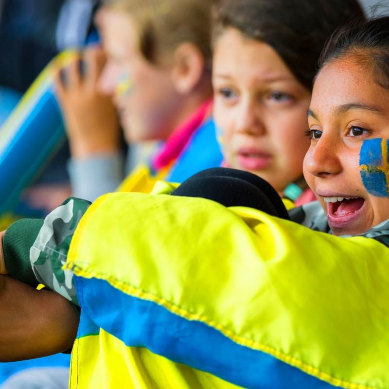 Växjö är Sveriges främsta idrottskommun 2017