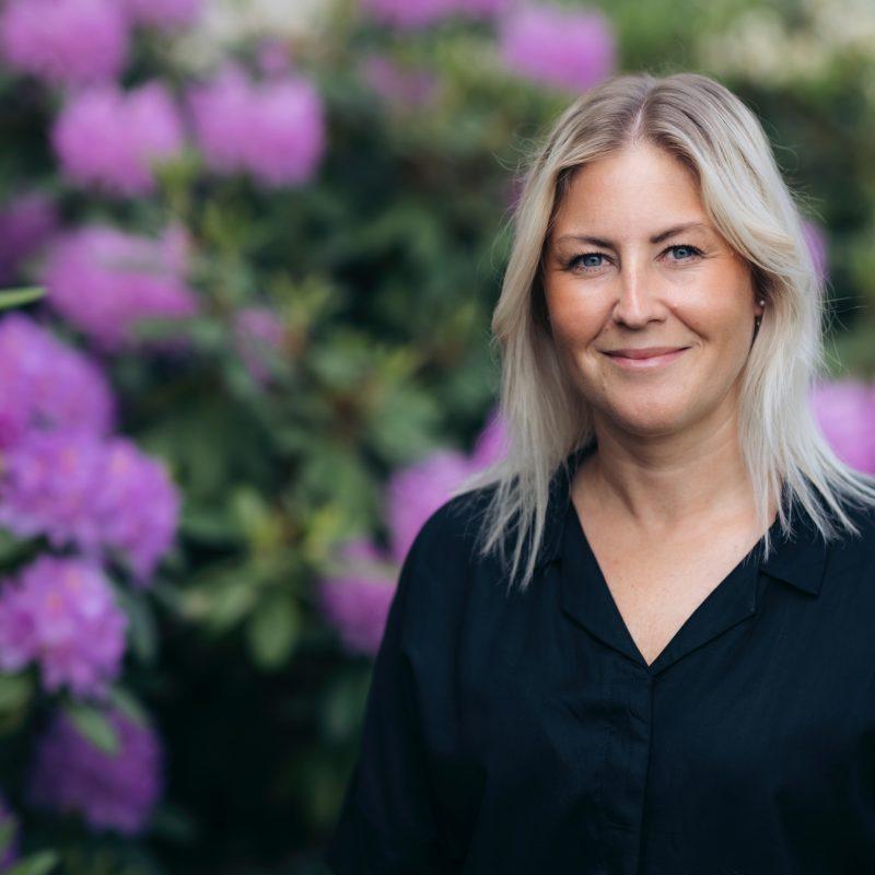 Sara Almkvist blir ny VD på Växjö & Co