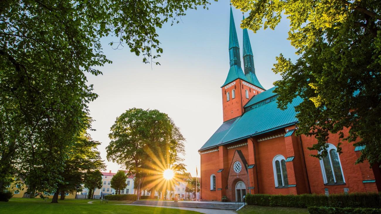 Pictures of Växjö