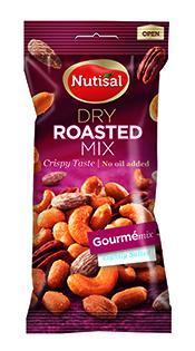 GOURMET MIX 60 G NUTISAL HELLÅDA