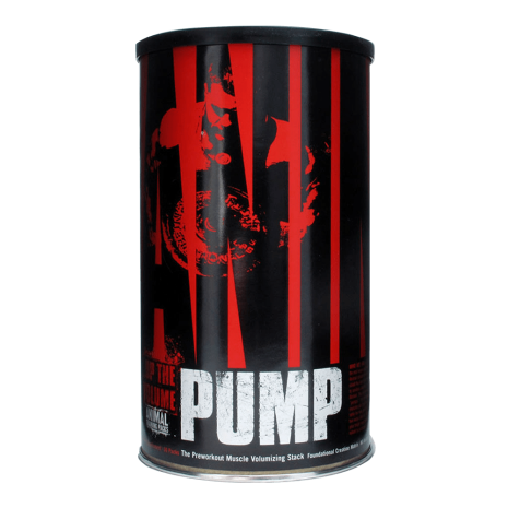 Universal Nutrition Animal Pump 30 paks