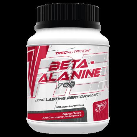 Trec Nutrition Beta-Alanine 700 - 120 caps