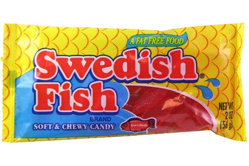 Swedish Fish 57gram