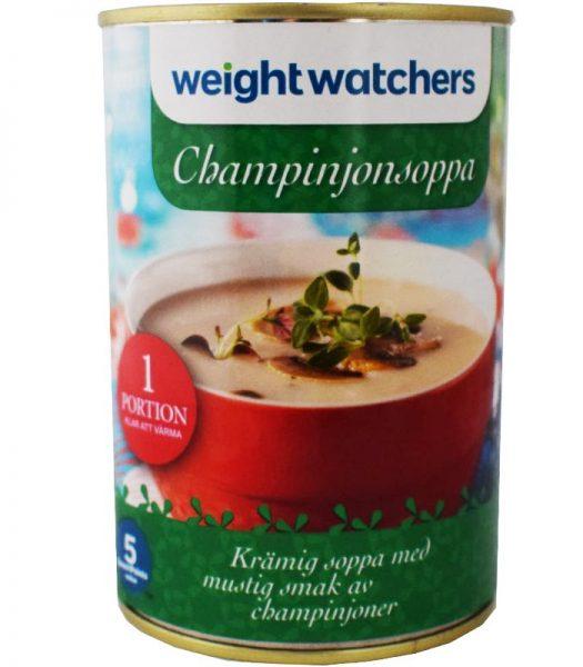 Champinjonsoppa - 13% rabatt