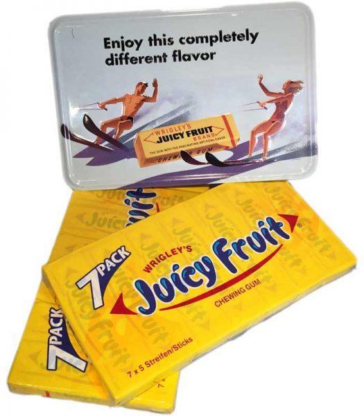 Tuggummi Juicy Fruit Retro2 - 42% rabatt