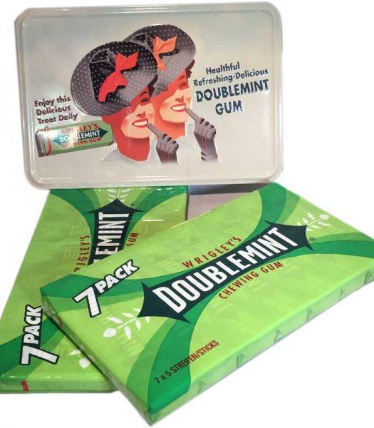 Tuggummi Doublemint Retro2 - 42% rabatt