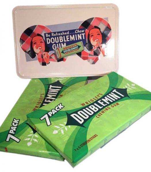 Tuggummi Doublemint Retro1 - 30% rabatt