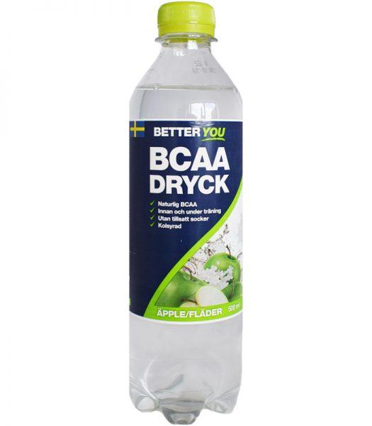 Dryck BCAA Fläder & Äpple 500ml - 59% rabatt